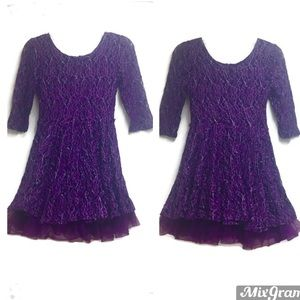 Knit Works Lace Dress